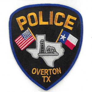 Police Overton, TX